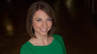 It'll be stop and go for Samantha Davies as NBC5's new