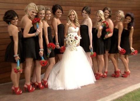 CMT sugars the off-season with Dallas Cowboys Cheerleaders: Brides